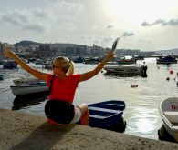 Start in Bugibba and capital Valletta