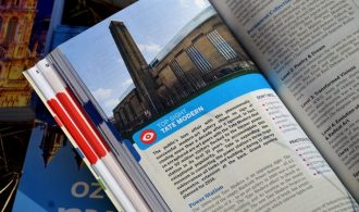 Lonely Planet? Yes or no.