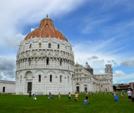 From iconic tower in Pisa to secret town of Lucca