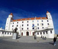A short walk through Bratislava