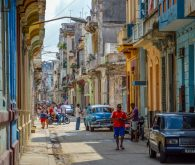 Havana, from revolution to salsa, mojito and chocolate!