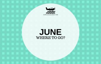 Where to go? June